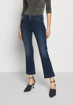 7 For All Mankind デニム・ジーパン 送料込 関税返金 7 for all mankind CROPPED UNROLLED ジーンズ