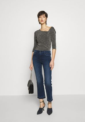 7 For All Mankind デニム・ジーパン 送料込 関税返金 7 for all mankind CROPPED UNROLLED ジーンズ(2)
