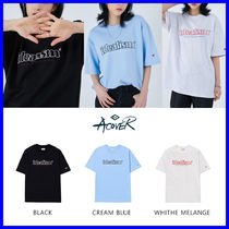 ACOVER(オコボ) Tシャツ・カットソー ◆ACOVER◆ IDEALISM OVERLAP T-SHIRT (全3色) 半袖 人気
