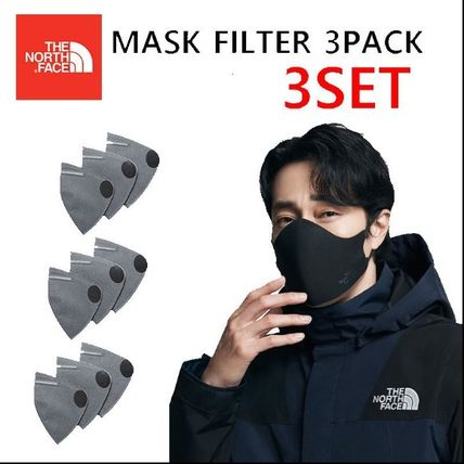 THE NORTH FACE その他 日本未入! THE NORTH FACE ★ TNF MASK FILTER★ 3SET