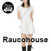 Raucohouse FLOWER STRAP ONE-PIECE JH130/追跡付