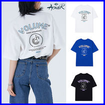 ACOVER(オコボ) Tシャツ・カットソー ◆ACOVER◆ 20SS VOLUME SOUND LOGO T-SHIRT (全3色) 半袖 新作