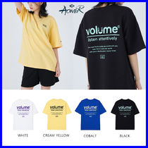 ACOVER(オコボ) Tシャツ・カットソー ◆ACOVER◆ 20SS VOLUME BIG LOGO T-SHIRT (全3色) 半袖 最新作