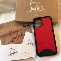 在庫確保済み【Christian Louboutin】iPhone11Pro Red&Black