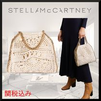 STELLA MCCARTNEY★Falabella mini crocheted★ショルダーバック