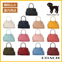 【COACH】Mini Lillie Carryall ハンドバッグ2way◆国内発送◆
