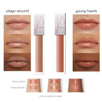 限定!【NARS】Cool Crush Loaded Lip Lacquer★リップラッカー