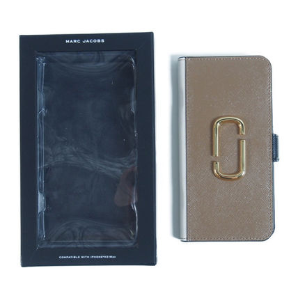 MARC JACOBS スマホケース・テックアクセサリー MARC JACOBS::Snapshot iPhone XS MAX ケース[RESALE]