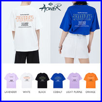 ACOVER(オコボ) Tシャツ・カットソー ◆ACOVER◆ 20SS BACK YOUTH T-SHIRTS (全6色) 韓国発 半袖 人気