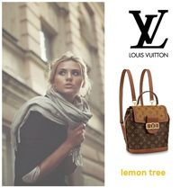 ★2020SS新作★《Louis Vuitton》 ドーフィーヌ・バックパック