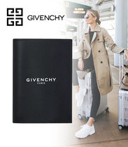 【GIVENCHY】2020SS新作*GIVENCHY PARIS パスポートホルダー