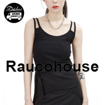 Raucohouse TWIN STRAP SLEEVELESS JH150/追跡付