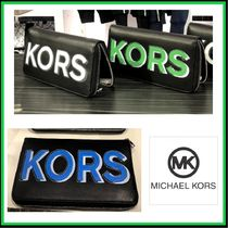 Michael Kors☆COOPER TECH ZIP AROUND 長財布/送込