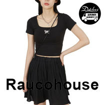 Raucohouse PARTY BUTTERFLY CROP TOP JH151/追跡付