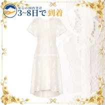 ★送料無料★セール中★Cotton-blend lace dress