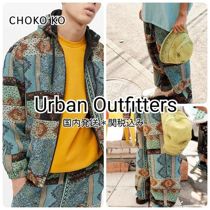 Urban Outfitters セットアップ 関送込【Urban Outfitters】iets frans ジャカード 上下セット