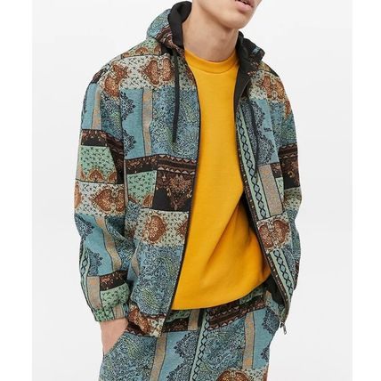 Urban Outfitters セットアップ 関送込【Urban Outfitters】iets frans ジャカード 上下セット(2)