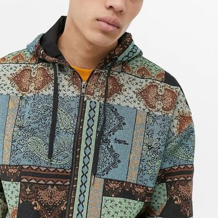 Urban Outfitters セットアップ 関送込【Urban Outfitters】iets frans ジャカード 上下セット(3)