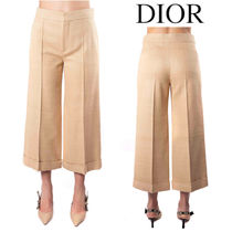 DIOR CROPPED PANTS