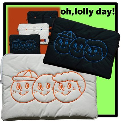 oh lolly day スマホケース・テックアクセサリー ★送料・関税込★oh, lolly day!★Laptop pouch 13/15inch