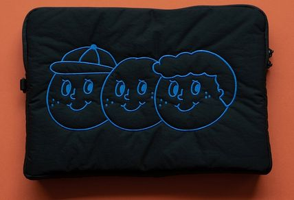 oh lolly day スマホケース・テックアクセサリー ★送料・関税込★oh, lolly day!★Laptop pouch 13/15inch(6)