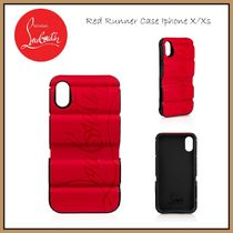 Christian Louboutin☆ Red Runner Case Iphone X/Xs ☆