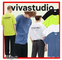 ★韓国の人気★VIVASTUDIO★ LOCATION SHORT SLEEVE JS★3色