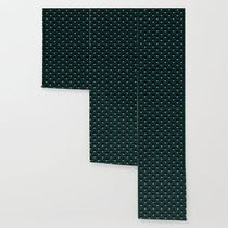 日本未入荷・送料無料 Art Deco Shell Print Wallpaper
