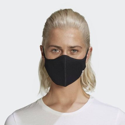 adidas マスク 入手困難アイテム!Adidas FACE MASK COVER LARGE 3-PACK(10)