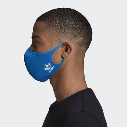 adidas マスク 入手困難アイテム!Adidas FACE MASK COVER LARGE 3-PACK(12)