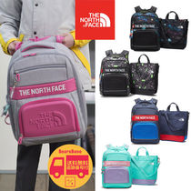 THE NORTH FACE K'S ACCESS-WIDE SCH PACK EX BBM1078 追跡付