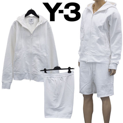 Y-3 セットアップ Y-3 ロゴ セットアップ M CLASSIC FN3364/FN3395-CORE_WHITE