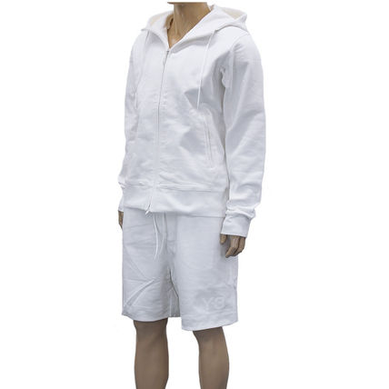 Y-3 セットアップ Y-3 ロゴ セットアップ M CLASSIC FN3364/FN3395-CORE_WHITE(5)