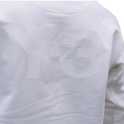 Y-3 セットアップ Y-3 ロゴ セットアップ M CLASSIC FN3364/FN3395-CORE_WHITE(8)