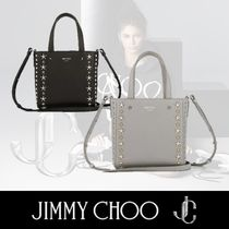 【国内発送】JIMMY CHOO ☆ Supernova MINI PEGASI ハンドバッグ