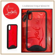 Christian Louboutin☆Loubiphone Coque Iphone Xr ケース☆