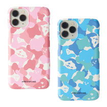 ★A PIECE OF CAKE★携帯ケース Bear Camo Phone Hard Case 2色