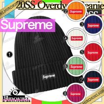 20SS/Supreme Overdyed Beanie Black 黒