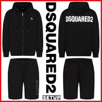 ★D SQUARED2★ロゴプリントセットアップ上下☆正規品・大人気☆