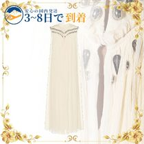 ★送料無料★セール中★Embellished silk midi dress