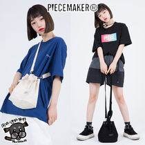 【PIECEMAKER】 CANVAS BUCKET BAG