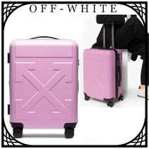 Off-White For Travel ハードシェル スーツケース 関税なし