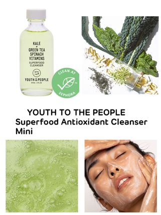 〈YOUTH TO THE PEOPLE〉 Superfood Antioxidant Cleanser mini