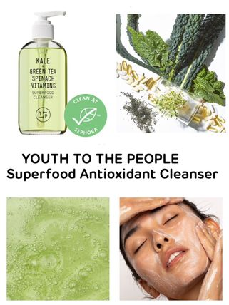 〈YOUTH TO THE PEOPLE〉 Superfood Antioxidant Cleanser