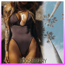 ★GOOSEBERRY★ONE PIECE SO CHIC CACAO  美しいハイカット♪