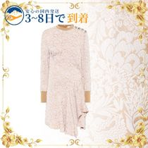 ★送料無料★セール中★Asymmetric jacquard dress