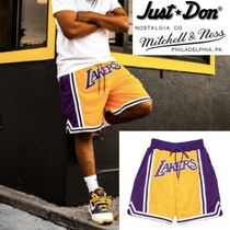 Just Don x Mitchell & Ness Lakers レイカーズ バスケット