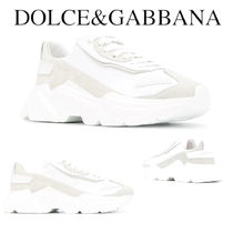 DOLCE&GABBANA DAY MASTER SNEAKERS STRETCH MESH