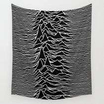 日本未入荷・送料無料 Joy Division - Unknown Pleasures Wall T
