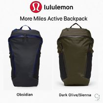【lululemonルルレモン】More Miles Active Backpack (17L)
